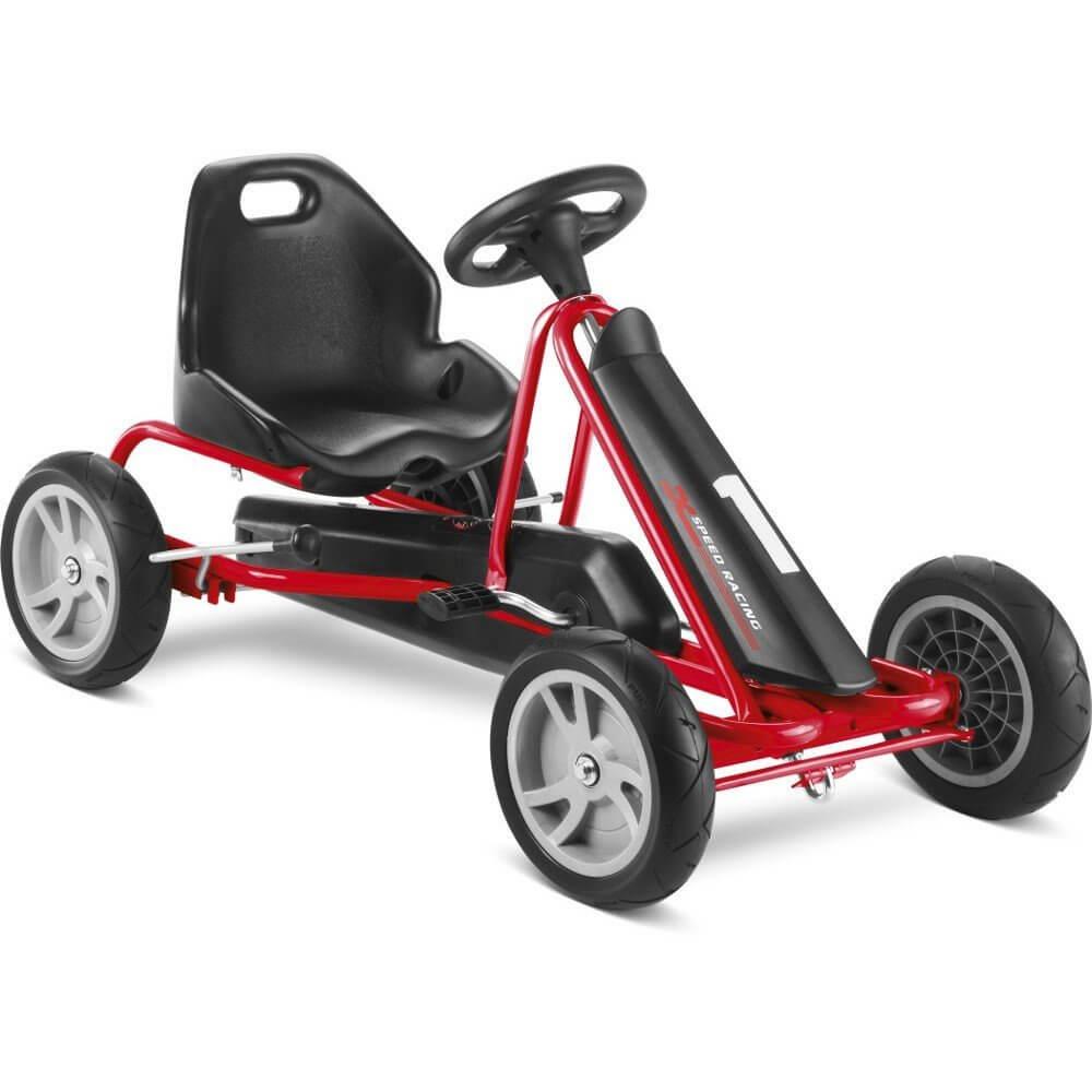 Puky Go-Cart F20 Rot